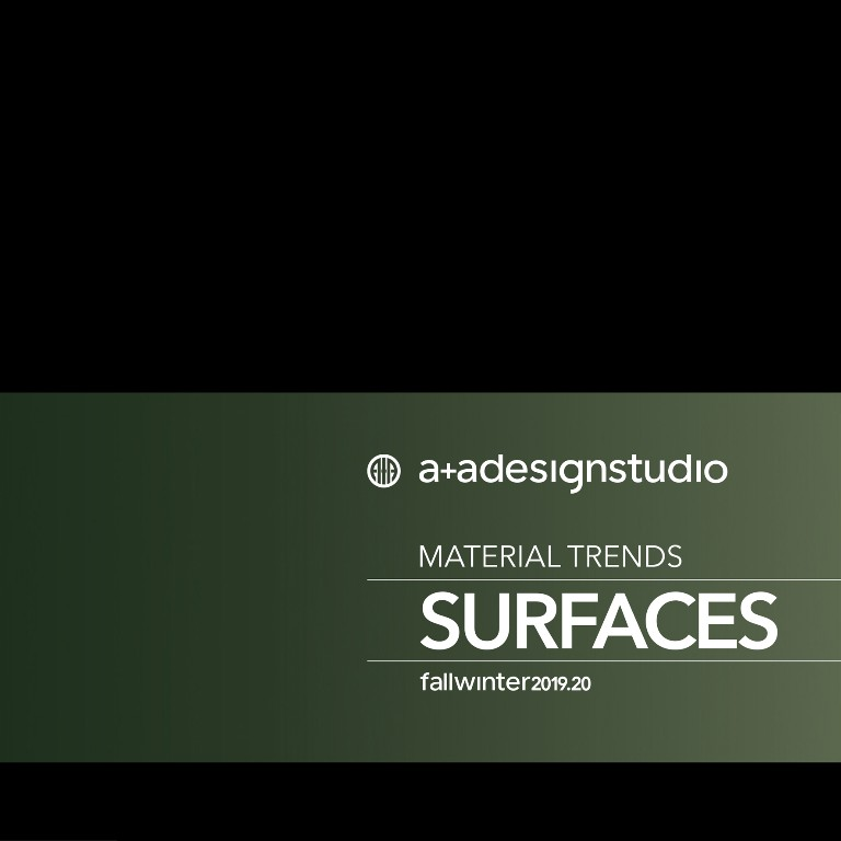 A+A Surfaces AW 2019/20