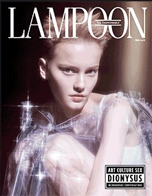 The Fashionable Lampoon no.12