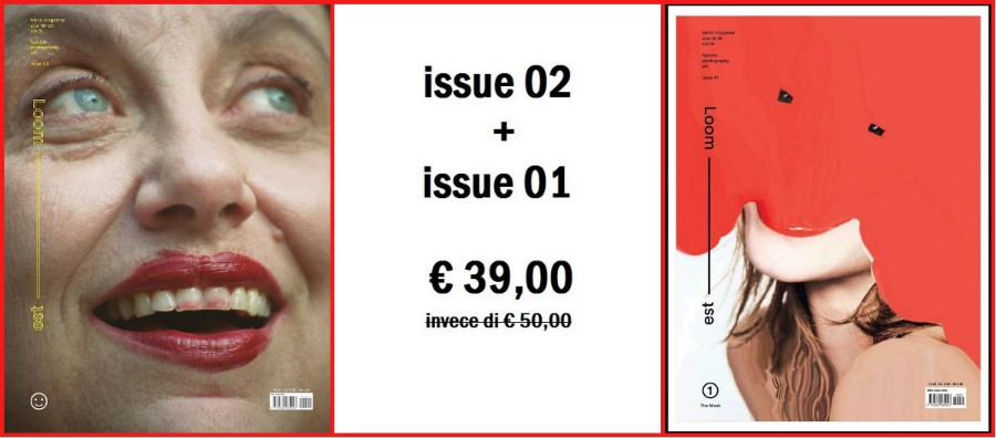 Loom-Est Magazine issue 01 + issue 02
