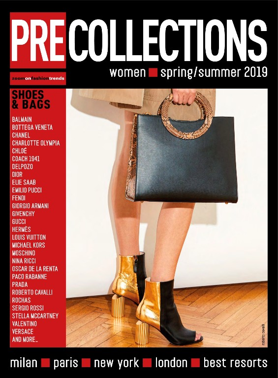 Precollections Women Shoes & Bags SS 2019