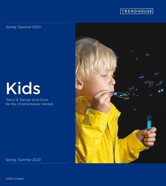 Trendhouse Kids S/S 2020 incl. USB-Stick