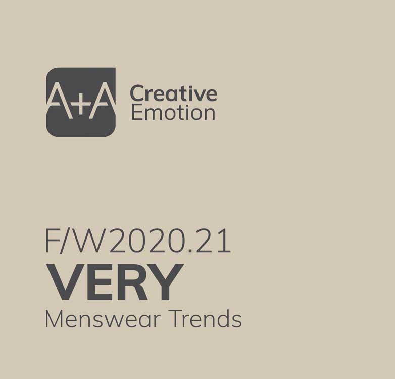 A+A Very Men's Fashion Trends AW 2020/21
