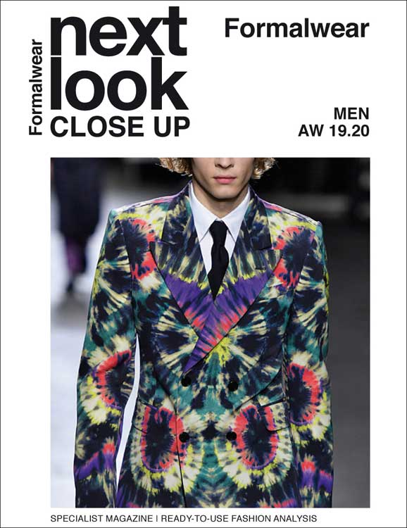 Next Look Close Up Men Formal no.06 AW 2019/20
