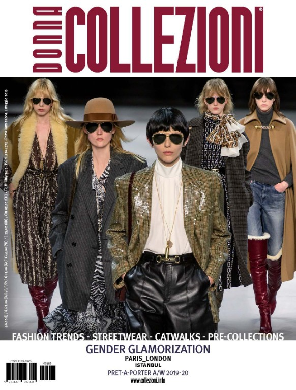 Collezioni Donna Paris-London AW 2019/20 183