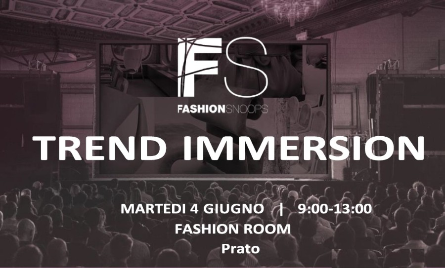 Fashion Snoops Trend Immersion AW 2020.21 Workshop