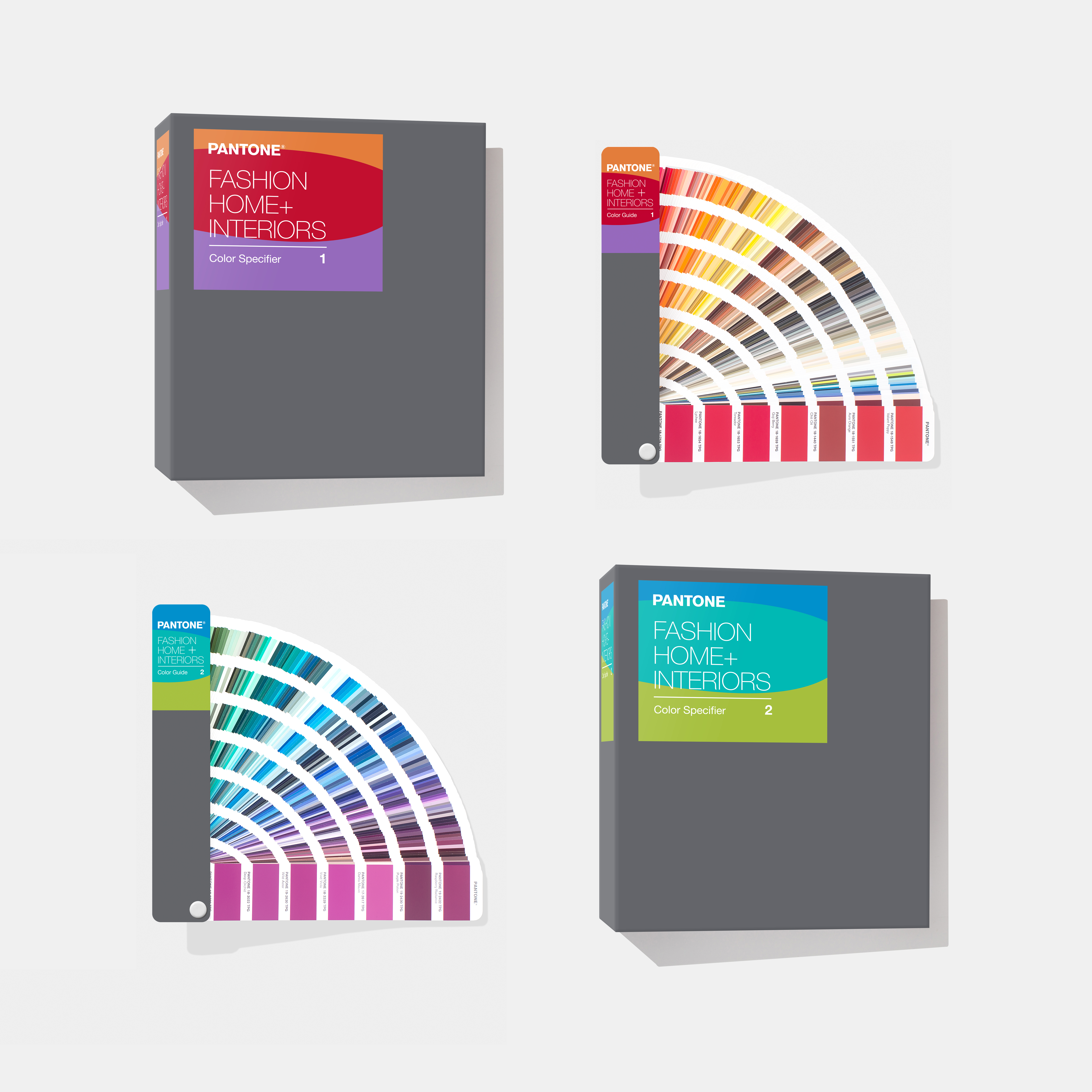 Pantone TPG F&H Set Specifier and Guide 2.625 colours