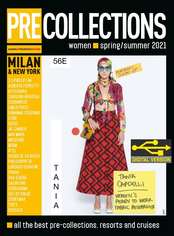 Precollections Women Milano/New York SS 2021 Digital Version
