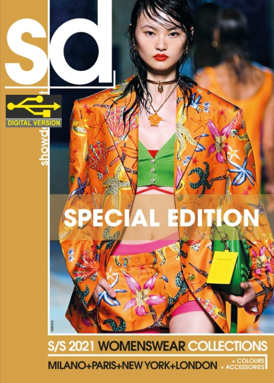 Showdetails Special Issue SS 2021 Digital Version (MILANO+PARIS+NEW YORK+LONDON+ACCESSORIES)
