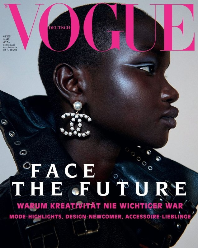 Vogue Germany March 2021