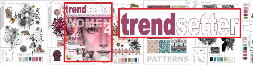 Trendsetter Woman Graphic Collection Vol.4