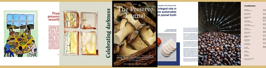 The Preserve Journal no.3