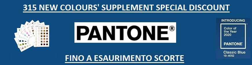 Pantone Supplement Special Discount